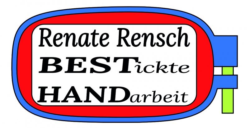 Renate Rensch - BESTickte HANDarbeiten